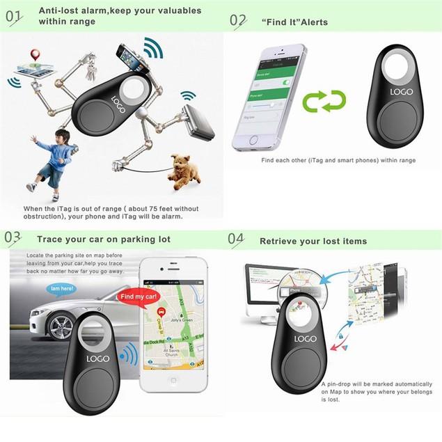 Bluetooth Intelligent Tracking Locator
