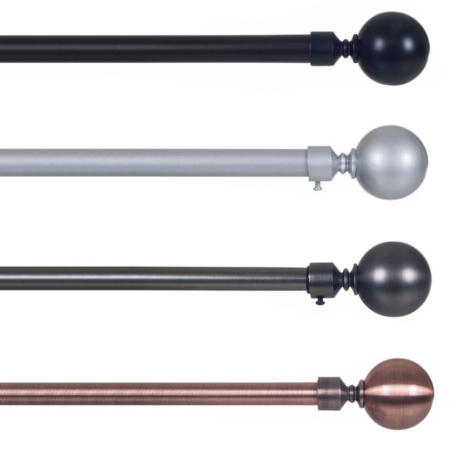 Sphere Curtain Rod