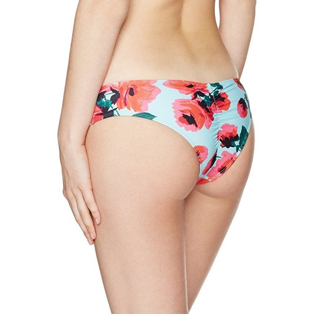 Billabong Women's Bella Beach Hawai Lo Bikini Bottom, Beach Glass, S