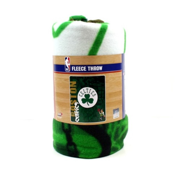 Boston Celtics NBA Northwest Fleece Throw