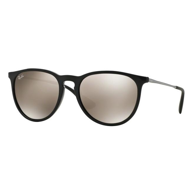 Ray-Ban Erika Color Mix Black Gunmetal Sunglasses RB4171-601/5A-54