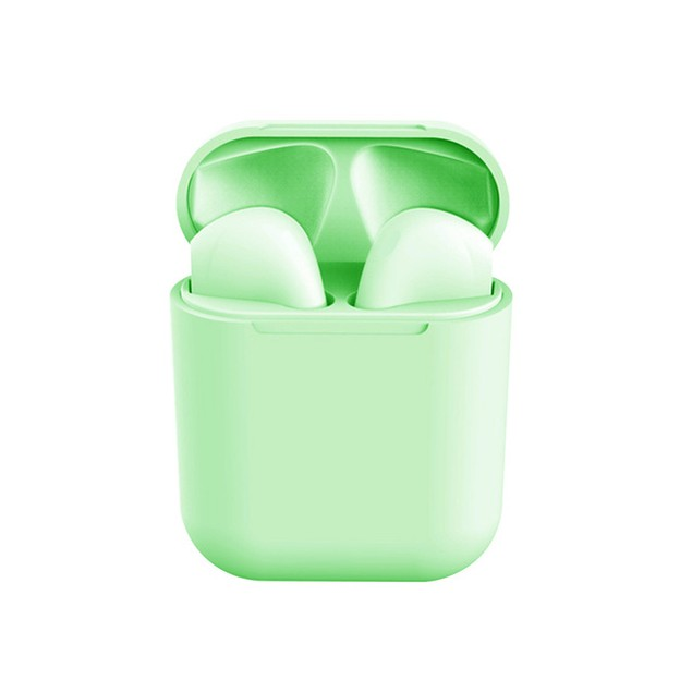 Wireless Earbuds with Charging Case, Screen Connect & Touch Controls