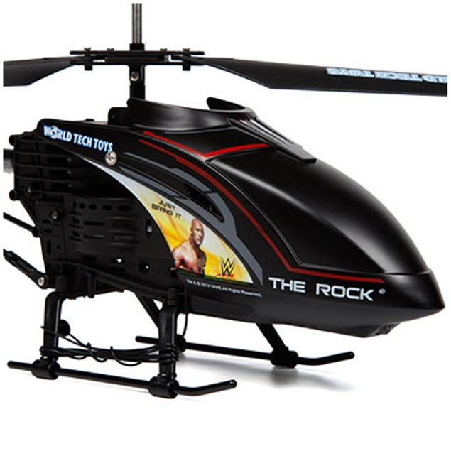 3.5ch ROCK Unbreakable Remote Control Gyro Helicopter