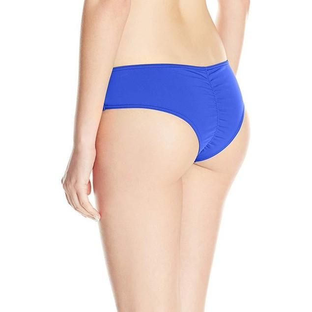 O'Neill Women's Salt Water Solids Hipster Swimsuit, Blue, XS