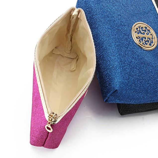 Travel Fashion Cosmetic Toiletry Bag