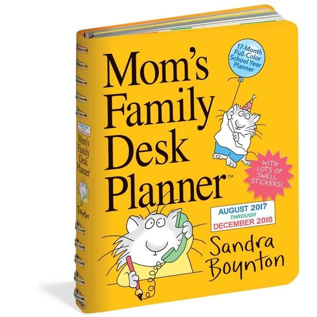 Moms Family Planner, Family Organizer by Calendars