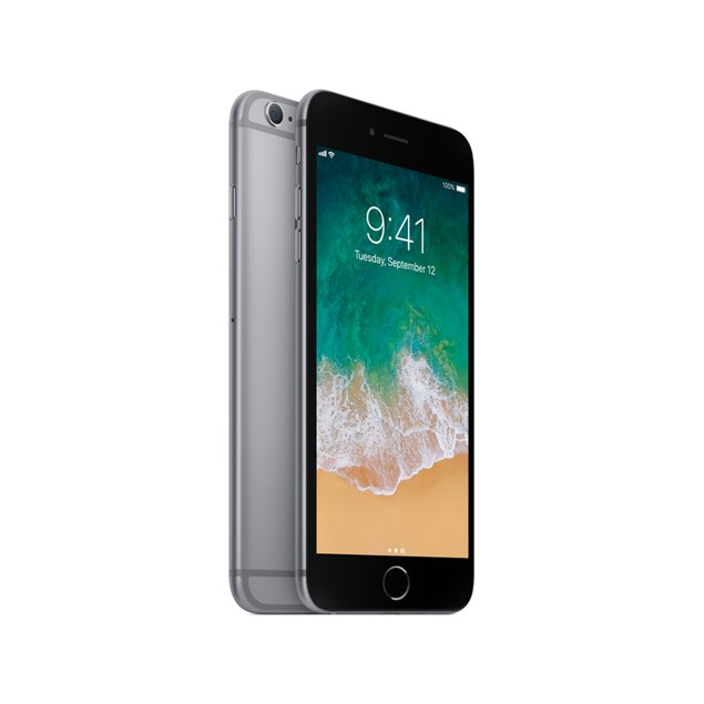 Apple iPhone 6 Plus 64GB 4G LTE/GSM AT&T iOS,Dark Gray(Scratch and Dent)