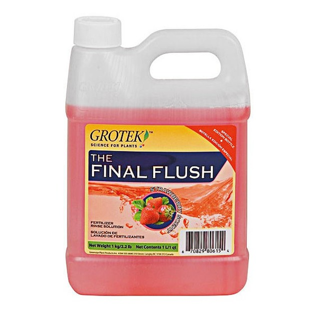 Final Flush Strawberry, 1 L