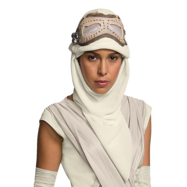 Rey Eye Mask With Hood Star Wars Force Awakens Eye Mask Movie