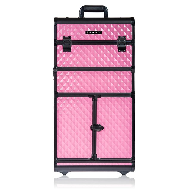 SHANY REBEL Series Professional Case