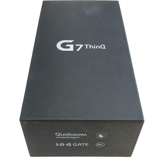 LG G7 ThinQ 64GB T-Mobile 6.1 in 4GB RAM 16MP + 16MP Camera Raspberry Rose