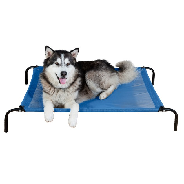 FurHaven Elevated Reinforced Pet Cot
