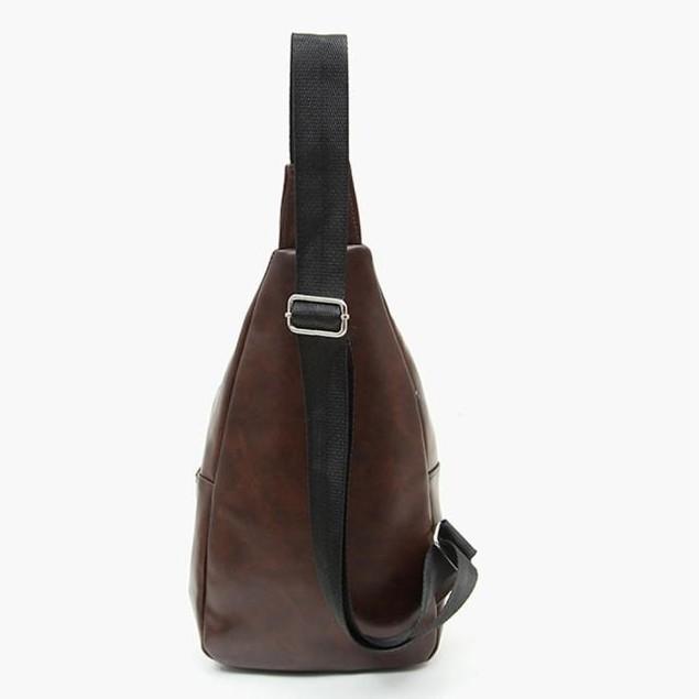 Couple Models Fashion Casual Men Tote Bag Chest Bag