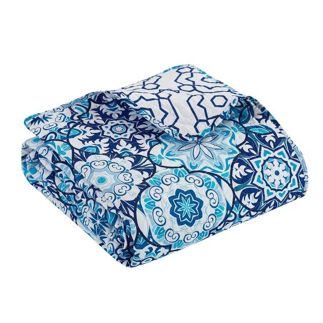 Chic Home 4 Piece Comte 100% Cotton Bohemian Inspired  Duvet Cover Set