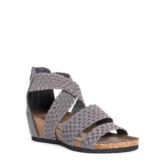 MUK LUKS® Women's Elle Wedge Sandals
