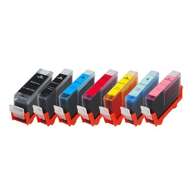 Canon BCI6 Compatible Ink - 7 pack