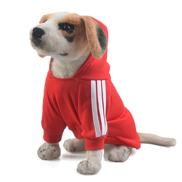 Pet Hoodie Coat Dog Jacket Winter Clothes Puppy Cat Sweater Clothing