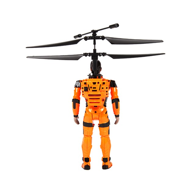 NFLPA Peyton Manning 3.5CH IR Flying Figure Helicopter