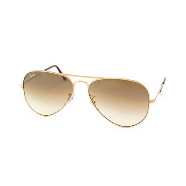 Ray-Ban Aviator Large Metal Unisex Sunglasses RB3025-001/51-58