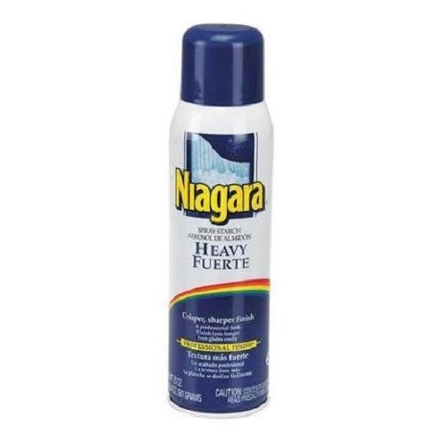 Niagara Heavy Spray Starch 6 Pack