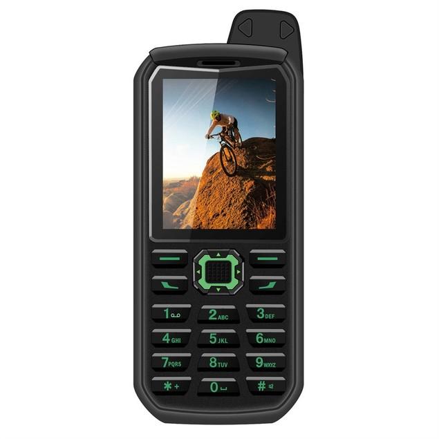 Vkworld Stone V3 Plus 2.4 Dual Sim Strong Signal 4000mA Mobile Phone
