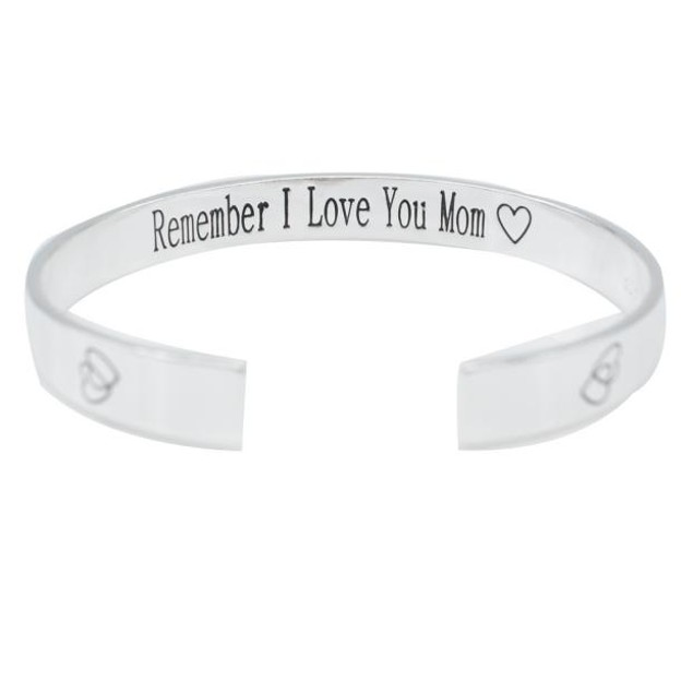Women's Bracelets Love Heart Bangle