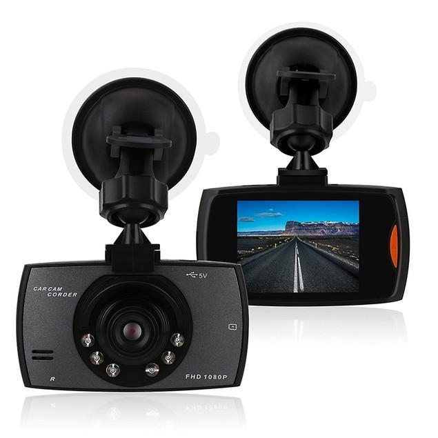 2.4″ 1080P HD Car DVR Vehicle Camera Video Recorder Dash Cam Night Vision