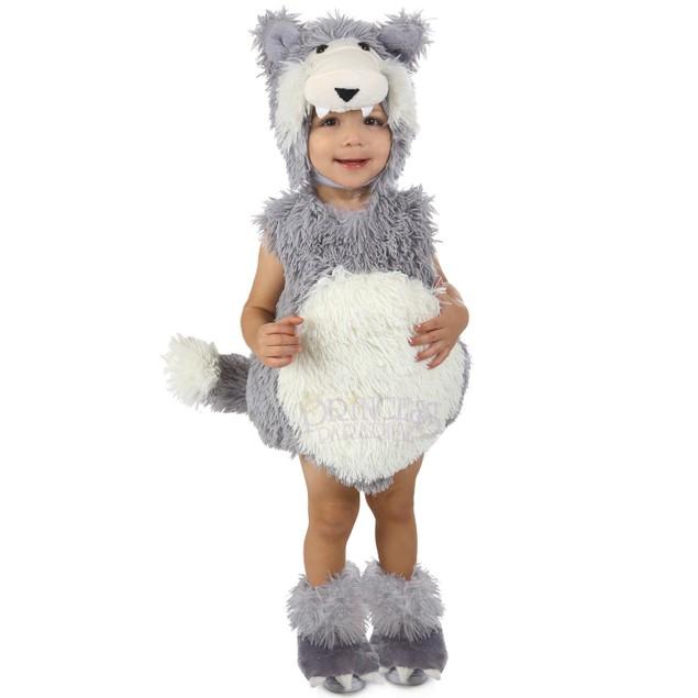 Vintage Beau The Big Bad Wolf Toddler Costume