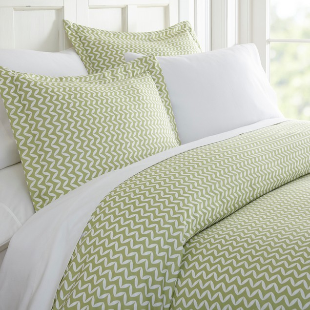 Olive & Twill Premium Ultra Soft 3 Piece Duvet Cover Set