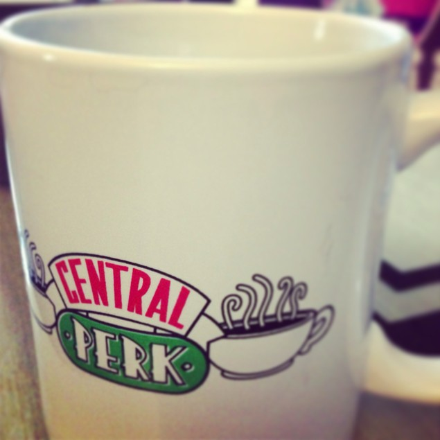 Central Perk 11 oz Coffee Mug