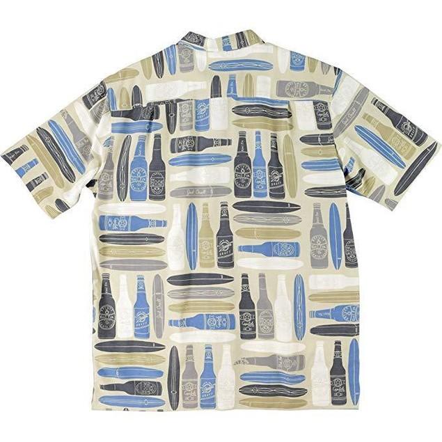 O'Neill Men's Longboards Wovens Stone Button-up Shirt SM