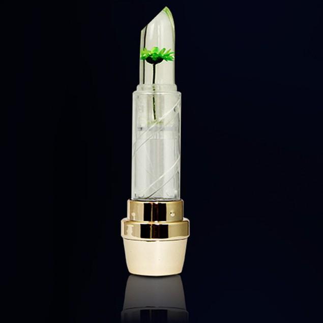 Magic Jelly Flower Color Temperature Change Moisturizer Lipstick