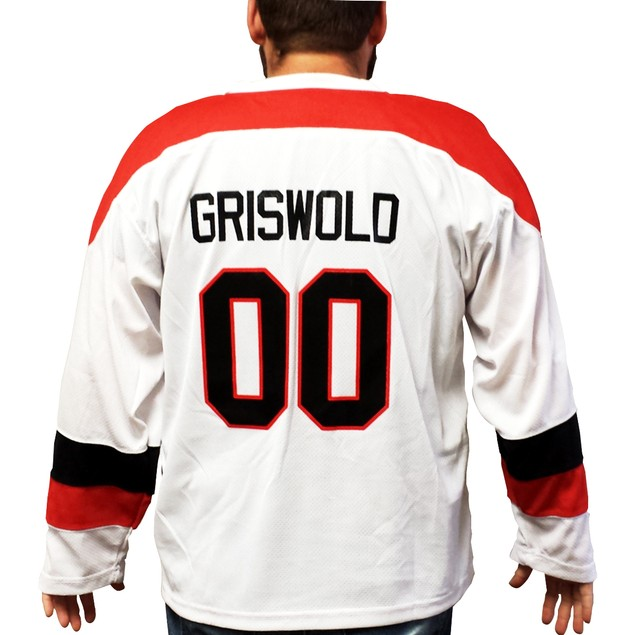 Clark Griswold #00 Hockey Jersey