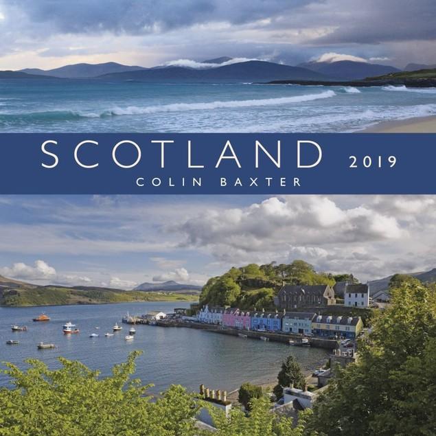 Scotland Slim Calendar, Scotland by Calendars