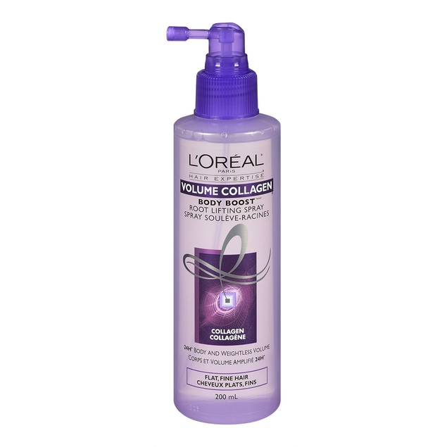 L'Oreal Paris Hair Expertise Volume Collagen Body Boost Root Lifting Spray