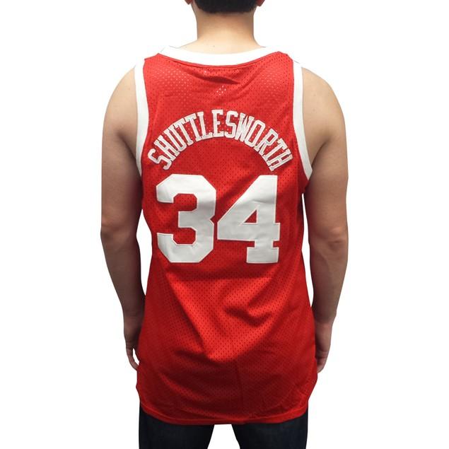 Jesus Shuttlesworth #34 Big State Basketball Jersey