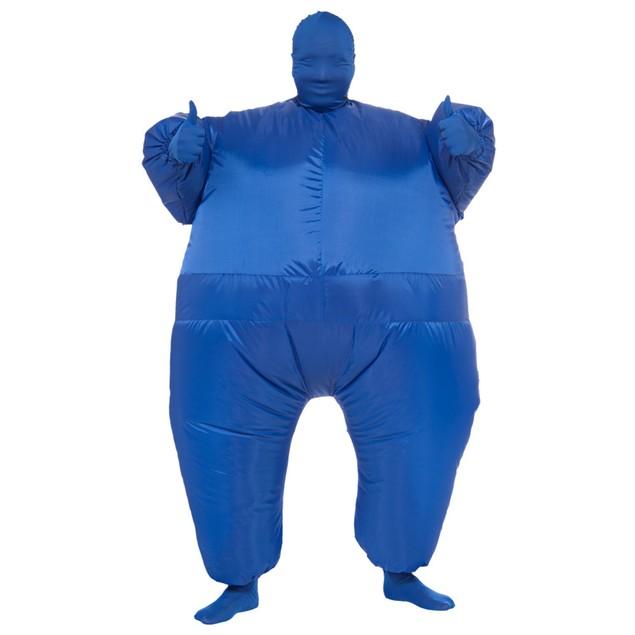 Blue Infl8s Fat Suit