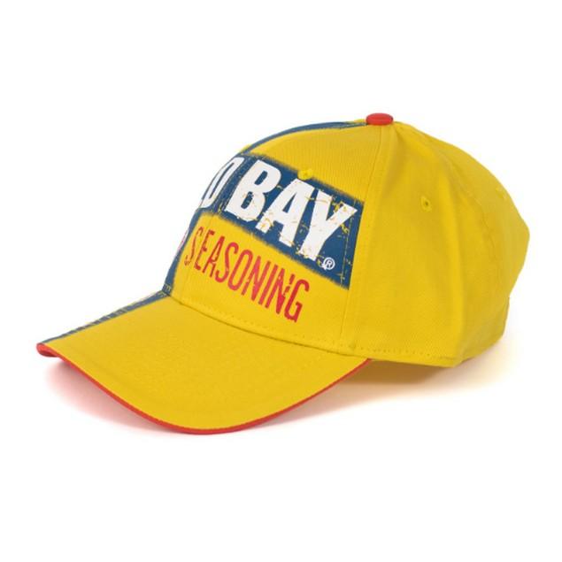 Old Bay Can Hat Seasoning Adjustable Baseball Cap Crab Seafood Spice