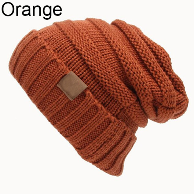 Women's Fashion Winter Warm Crochet Hat