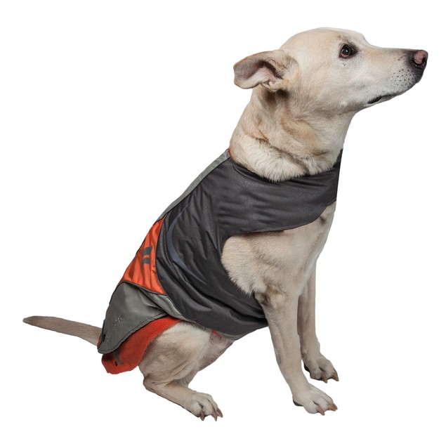Helios Lotus-Rusher Waterproof 2-in-1 Convertible Dog Jacket