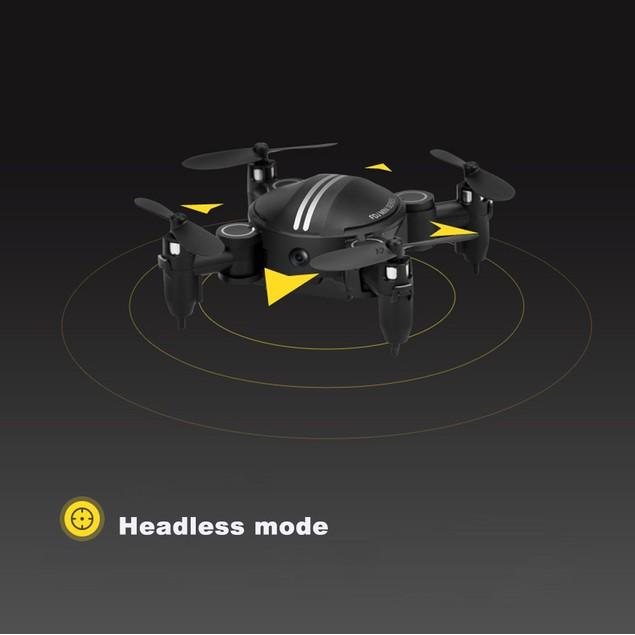RC Quadcopter 2.4GHz 4CH 6-Axis Gyro 3D UFO Drone FPV WIFI Nano Camera