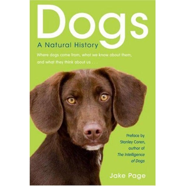 Dogs: A Natural History Book, Assorted Dogs by Collins