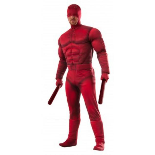 Deluxe Daredevil Costume - Adult XL