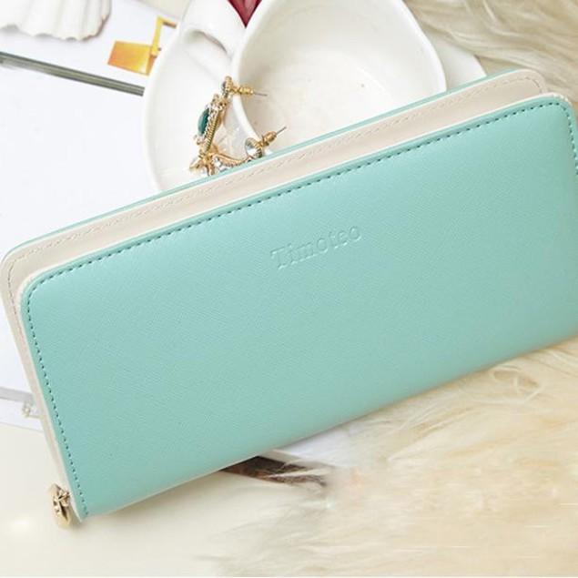 Women Clutch Long Purse Wallet Card Holder Handbag Bag