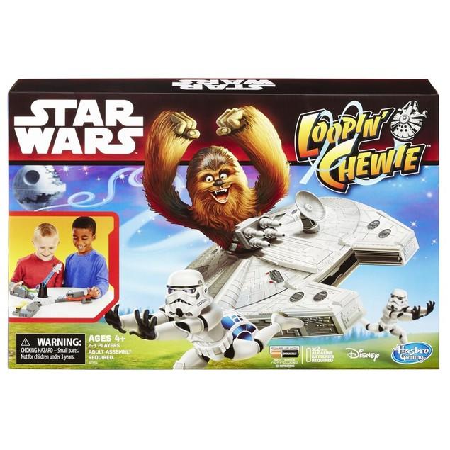Star Wars Loopin' Chewie Game, Star Wars by Hasbro