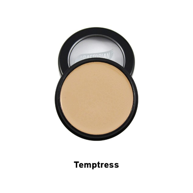 Temptress HD Glamour Creme Foundation 5 oz. Graftobian Cruelty Free USA