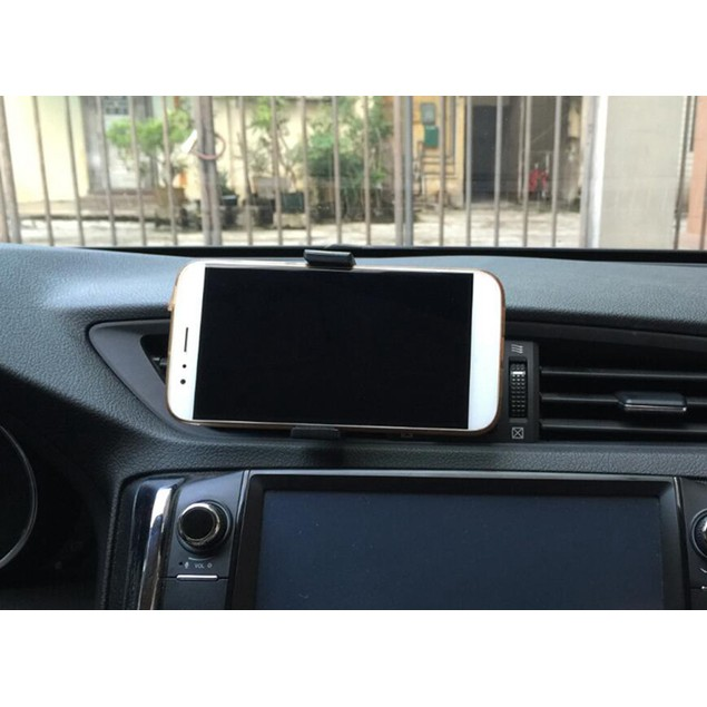 Universal Car Air Vent Stand Mount Cradle Holder For Cell Phone SmartPhone