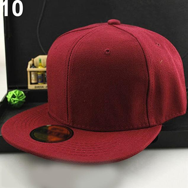Unisex Fashion Hip-Hop Adjustable Baseball Cap