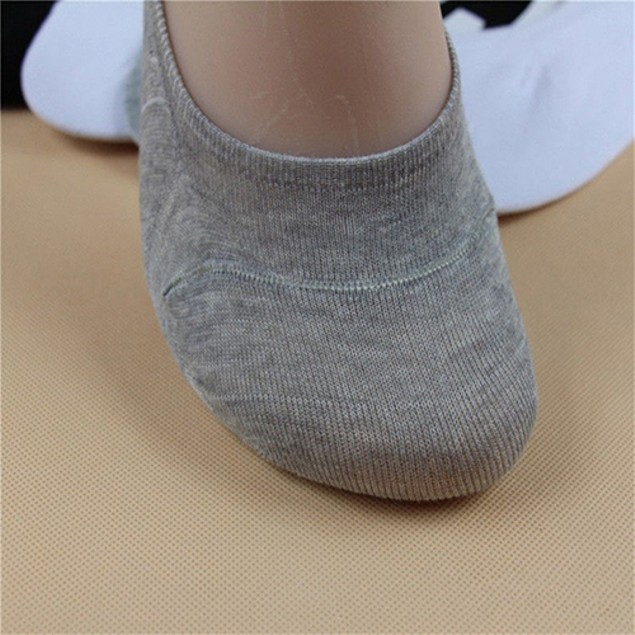 Men's Fashion Sports Low Cut Cotton Breathable Ankle  Socks