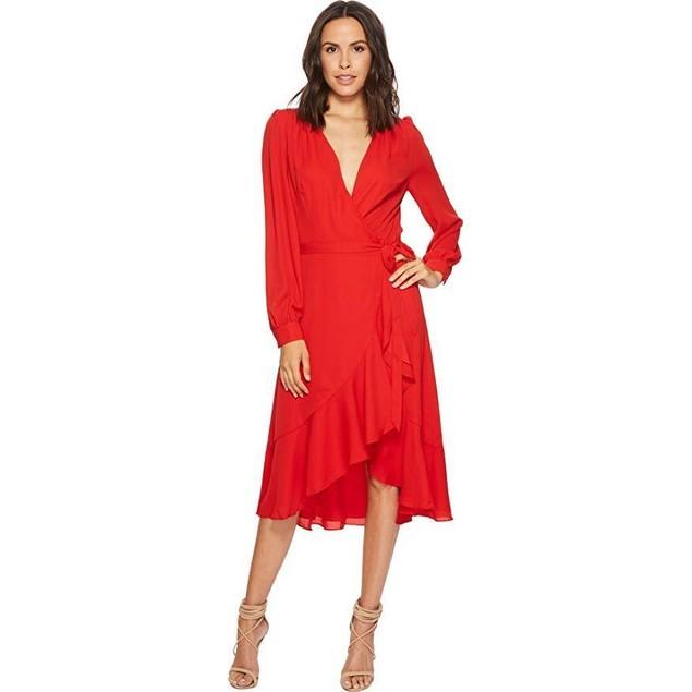 Yumi Kim Women's Casanova Dress Red Large
